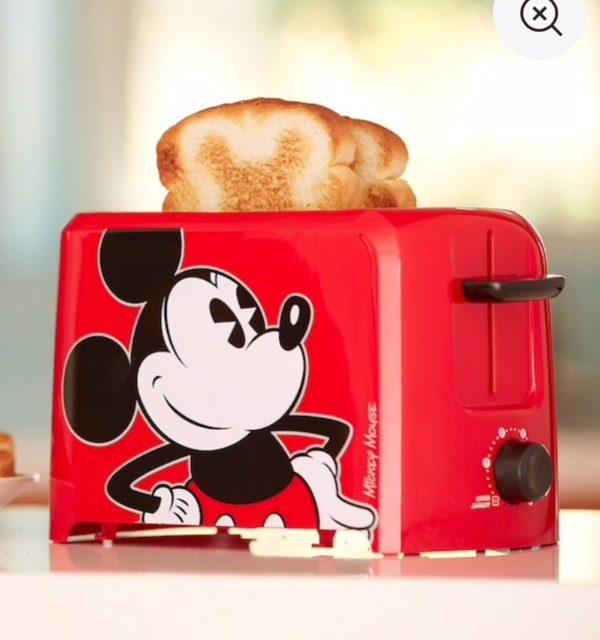 Tostador de Mickey