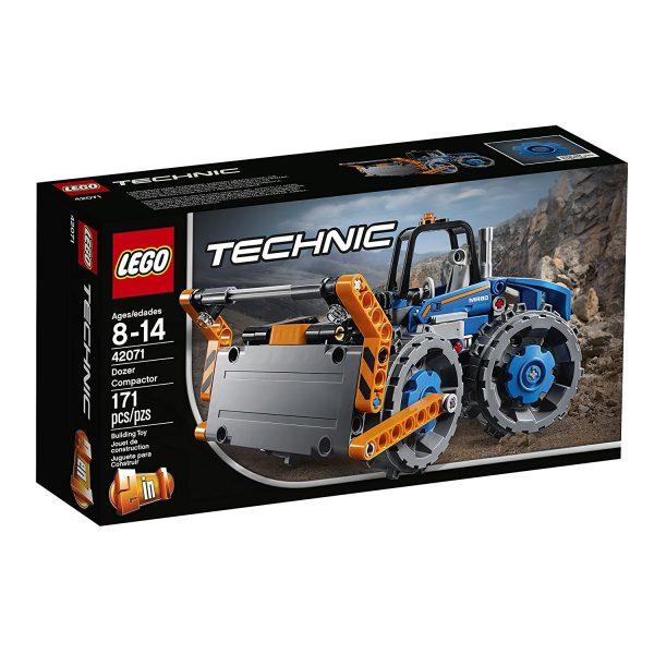 Tractor de Lego