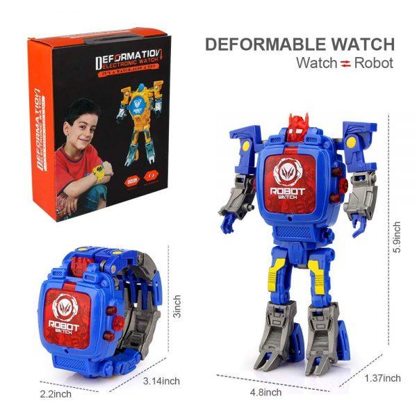Epoch Air Transforming Toys Watch