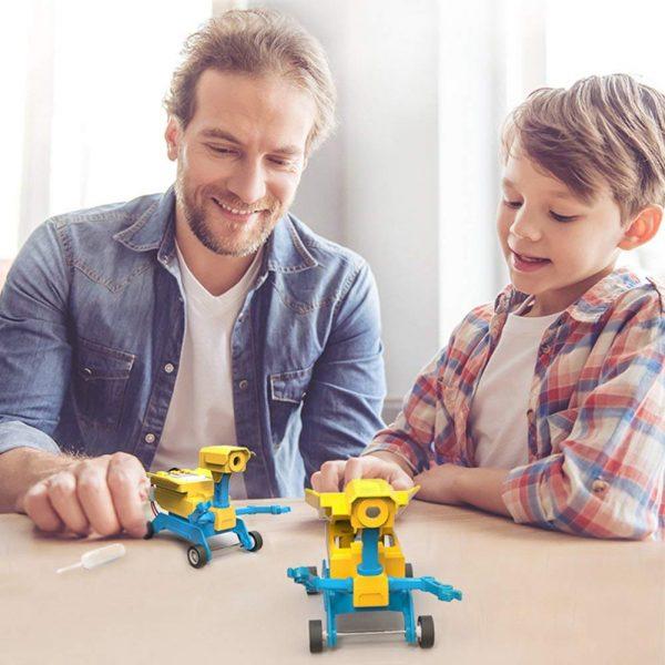 carro solar de juguete