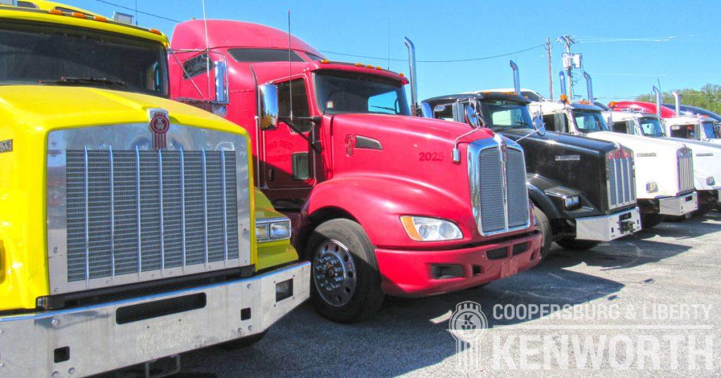 Used Kenworth Trucks