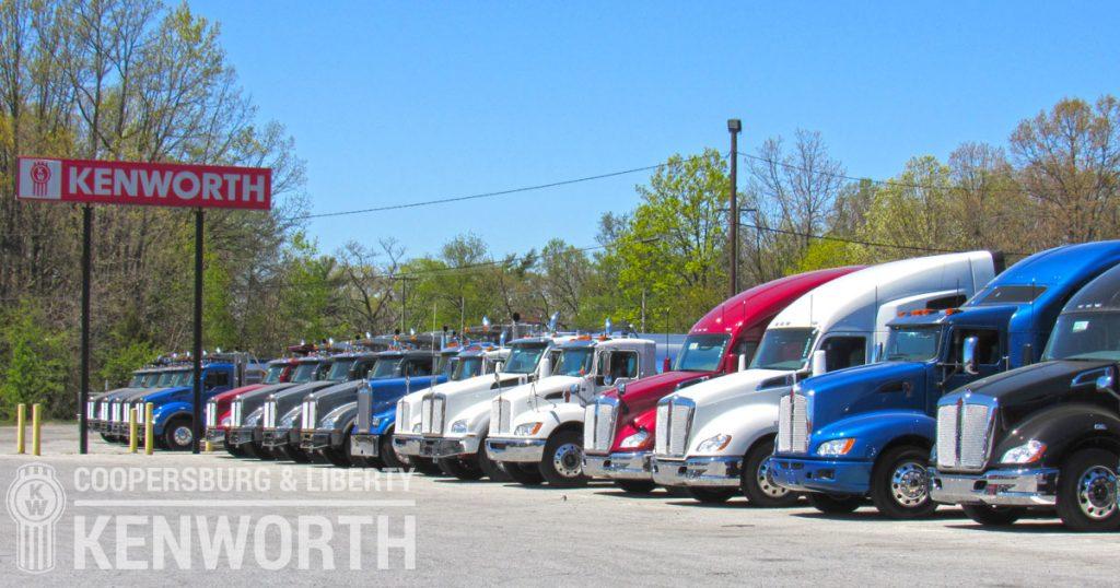 Kenworth Trucks Sale