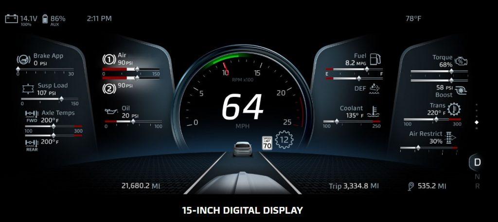 Kenworth-digital-display