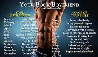 Your Book Boyfriend