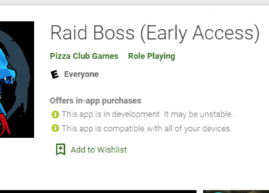Early Access Begins!