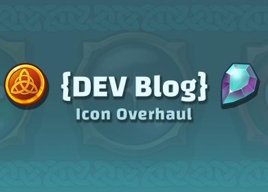 Dev Blog: Icon Overhaul
