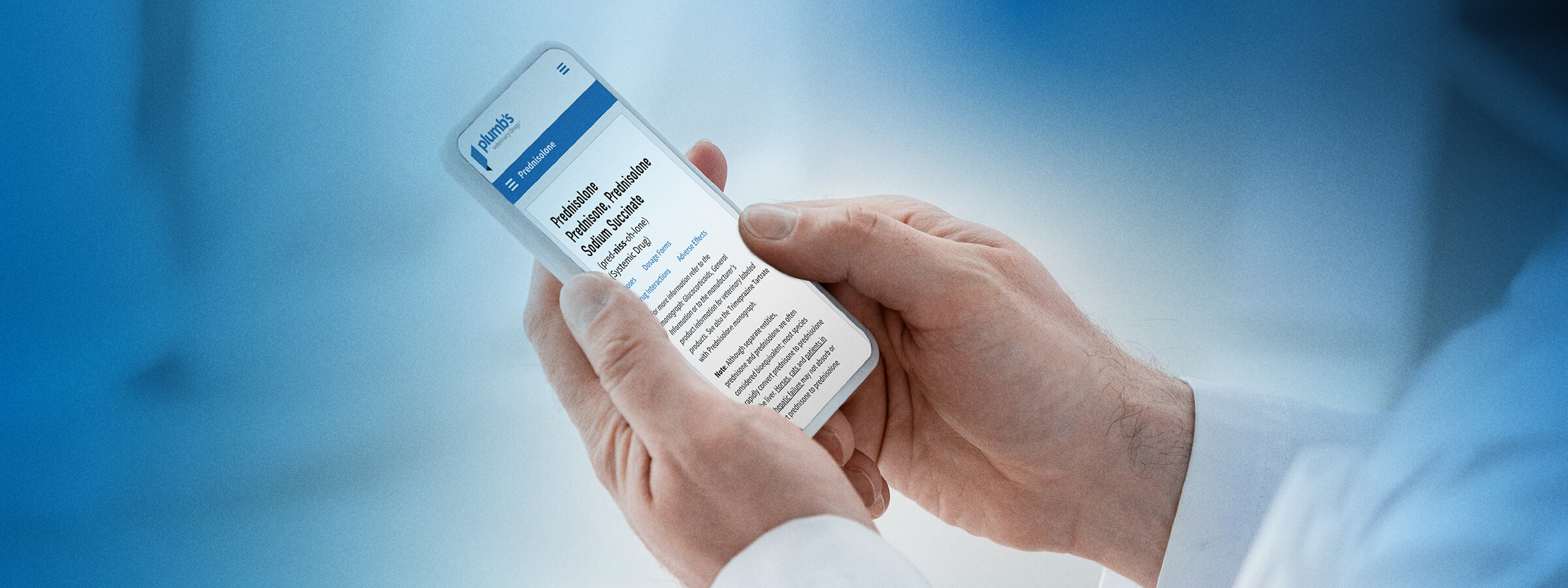 First-Ever Plumb's Veterinary Drugs Mobile App Revolutionizes Veterinary Practice