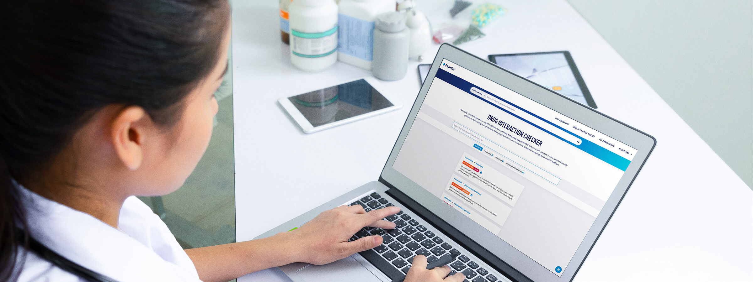 Introducing the Plumb's Drug Interaction Checker