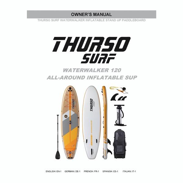 Thurso Surf 2020 Waterwalker 120 Manual