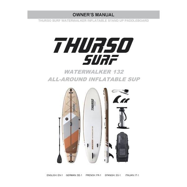Thurso Surf 2020 Waterwalker 132 Manual