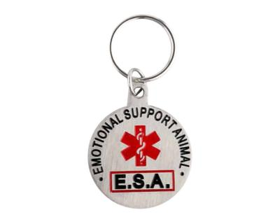 ESA Collar Tag