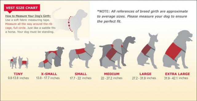 Service Animal Vest - Pink