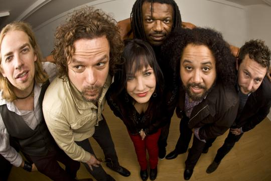 Rusted Root Interview