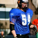 Class 2013: Ontario linebacker Michael Brouwers determined to succeed in the game