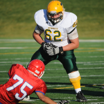 Class 2013: Alberta's Ryan Sceviour on the verge of achieving gridiron goals