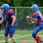 Class 2013: Brandon Bowles represents Antigonish on local, provincial and national football stages