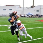 CEGEP Division 1 defensive enforcer tackles new gridiron chapter in 2013