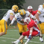 Class 2013:  Future is now for offensive lineman Dominic Paquette