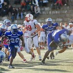 Class 2013:  Kwabena Asare in search of perfect gridiron and academic fit