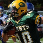 Class 2013:  Guillaume Racine Tessier blazes into next stage of gridiron career