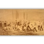 History – FIRST FOOTBALL GAME WAS MAY 14, 1874