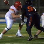 Class 2013: Quebec offensive lineman Tim Mitchell strives for best effort in all gridiron and life endeavours