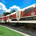 GREY CUP 100 TRAIN TOUR: A Canadian icon travels the country in a most Canadian way
