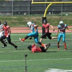 St Mary's WR awaiting word after Team Ontario tryout