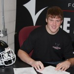 Top national recruit picks new gridiron home from numerous suitors