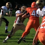AUS teams on the radar for NSSAFFL all-star lineman Skeir