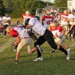 Ironmen's offensive lineman Doucette returning for another year