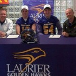 Wilfrid Laurier Golden Hawks announce first wave of recruits
