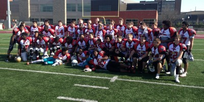 Playing to Win: Wettges dominate in OVFL Prospects Game (VIDEO)