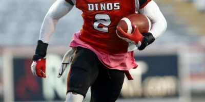 Calgary Dino makes quite an impression at recent CFL Combine (VIDEO)