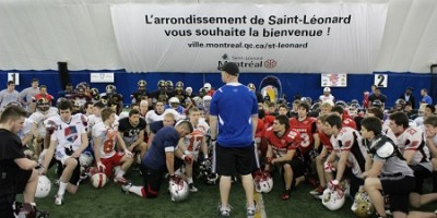 """The camps have been very successful"" head coach Collinson said as 350 players attempt to crack Team Quebec U18 roster"