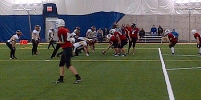 Mustangs & Destroyers post wins in Week 2 NS Spring League action (Midget RECAP)