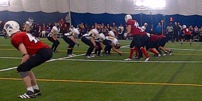 Lopsided wins dictate week 1 NS Spring League action (Midget RECAP)