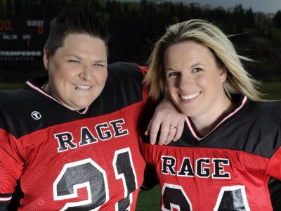 Calgary Rage members share their love of the game