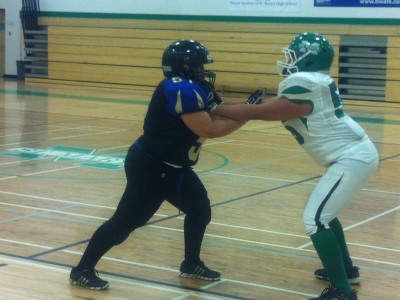 First Nations Pride evident with Okotoks Lady Outlawz
