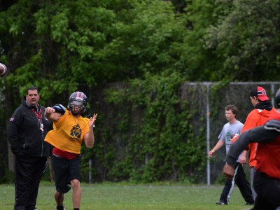 OVFL:  Ottawa Myers Riders have their sights set high (PREVIEW)