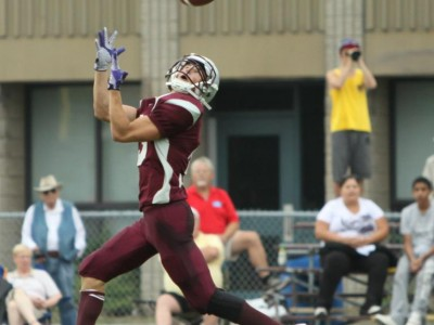 Kingston's O'Connor finds comfort in new gridiron home