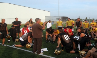 Bisons Football will host over 110 players for 2013 Spring Camp this weekend