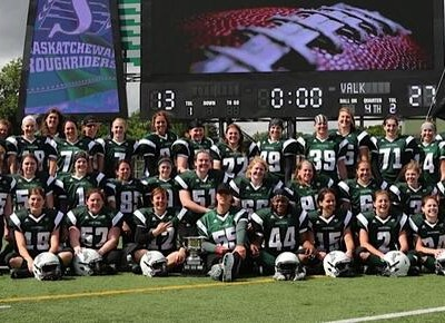 Saskatoon Valkyries become first great dynasty in WWCFL history