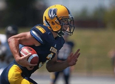 Lancers battle No.7 Gryphons Labour Day
