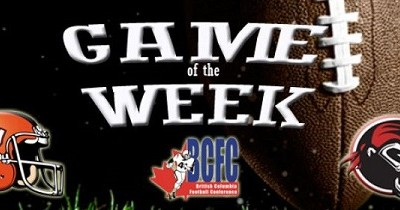 BCFC Game of the Week (7):  Week 2 rematch