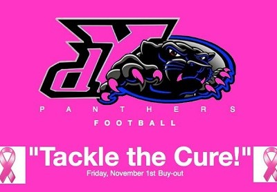 Panthers host 'Tackle the Cure'