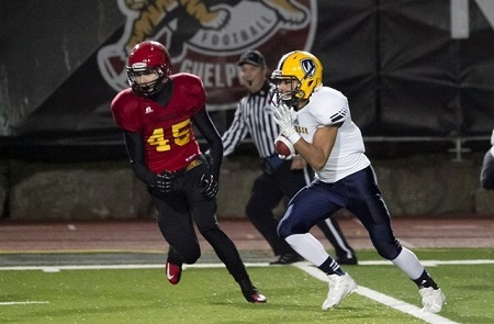 Lancers loss to Guelph OUA qf 2013
