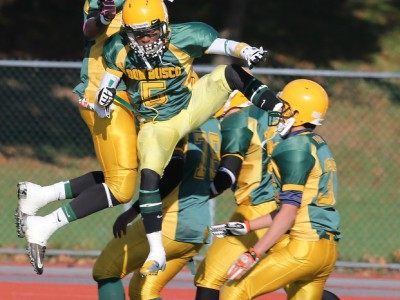 ONT (OFSAA):  Mpenga powers Eagles past CFC # 20 Eagles for first Bowl win