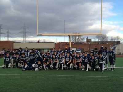 ONT (OFSAA):  Zussino & Alves magical in CFC # 9 Knights first Bowl victory