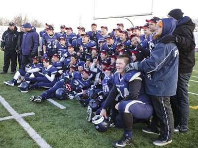 ONT (OFSAA):  Putt leads CFC # 11 Lions to first ever Bowl win